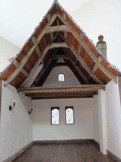 Rafters and Beams