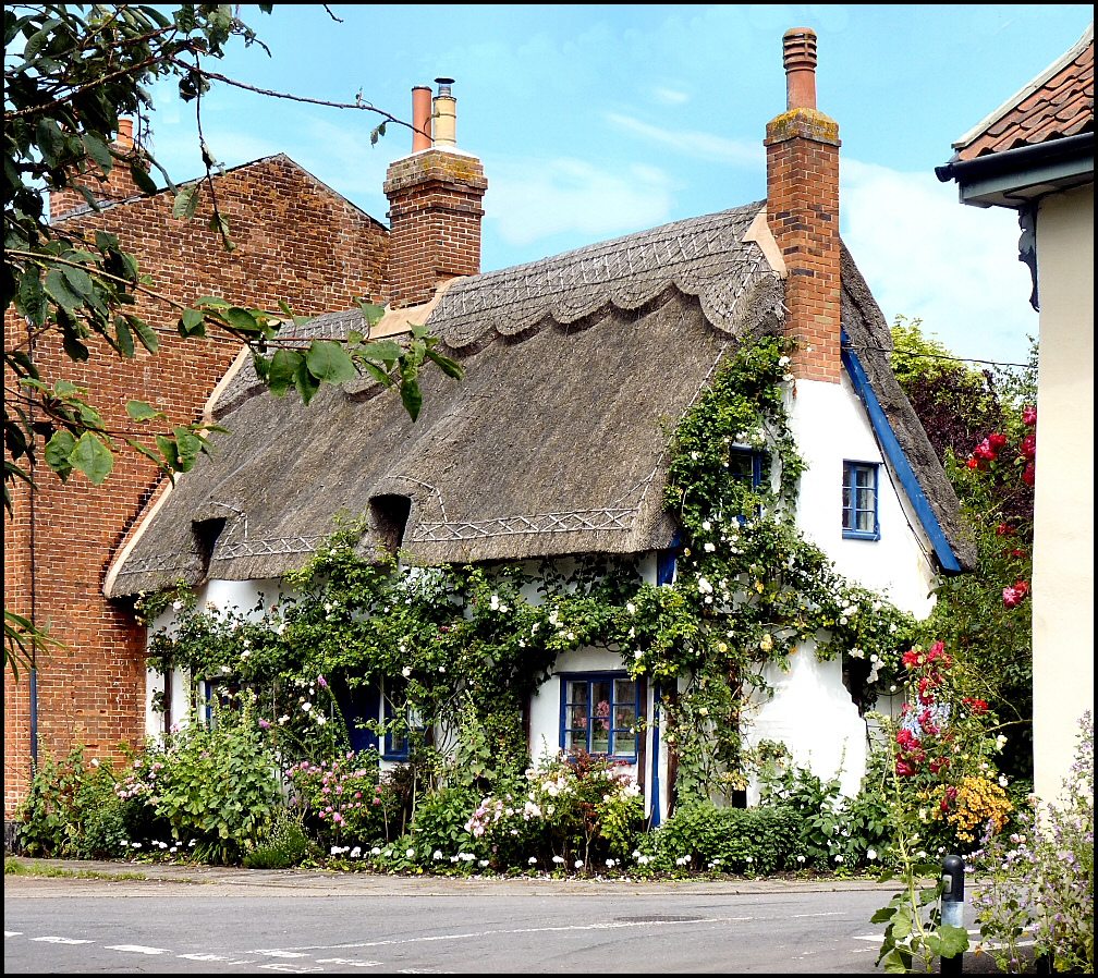 Inspiration for Thatched Cottage