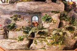 Window on Side of Treehouse