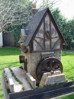 Closeup of Waterwheel