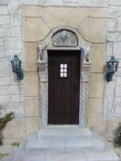Beautiful Gothic Front Door
