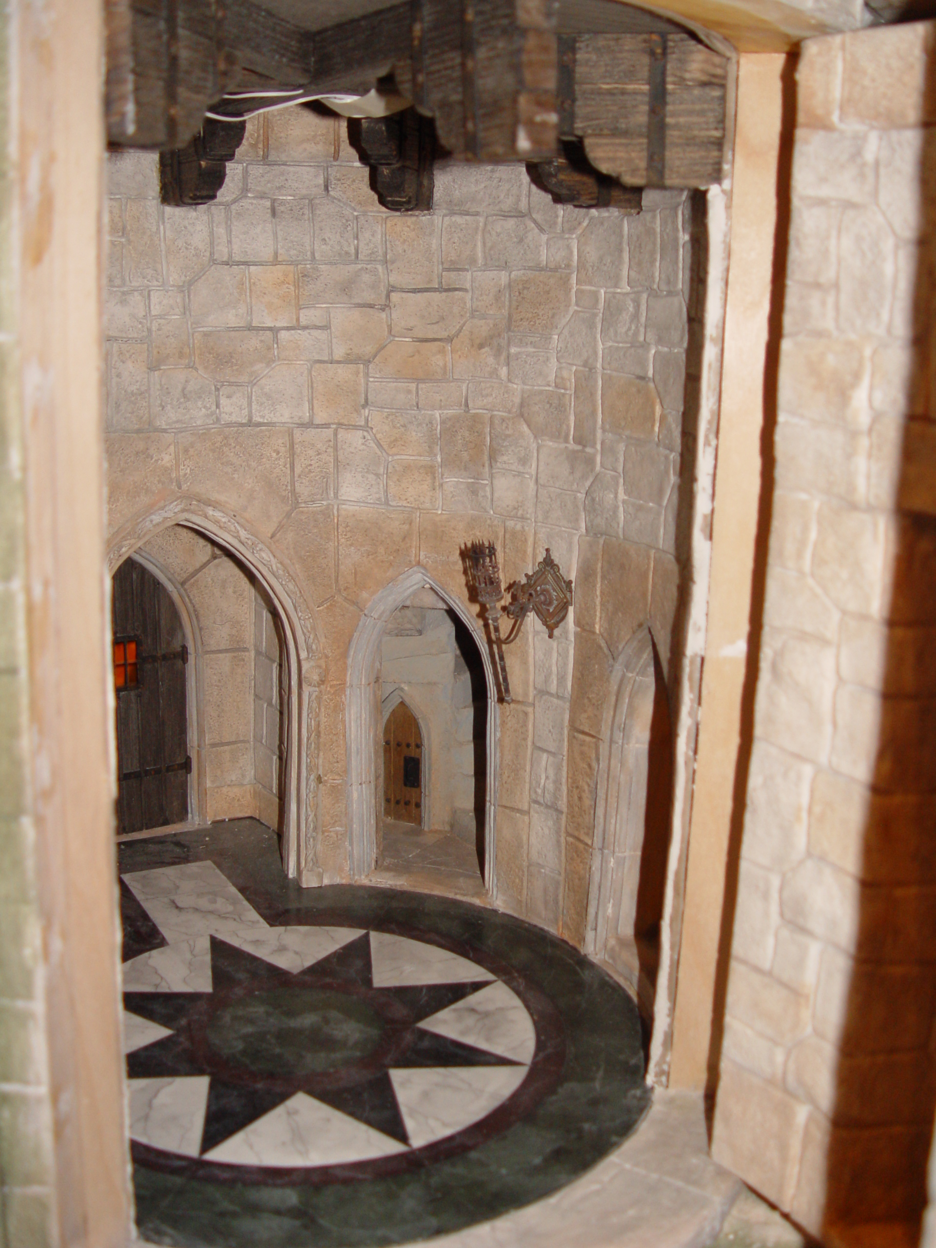 Inside Lower Tower