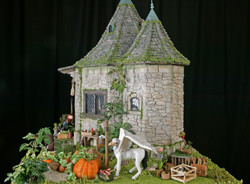 Pumpkins and Hippogriff