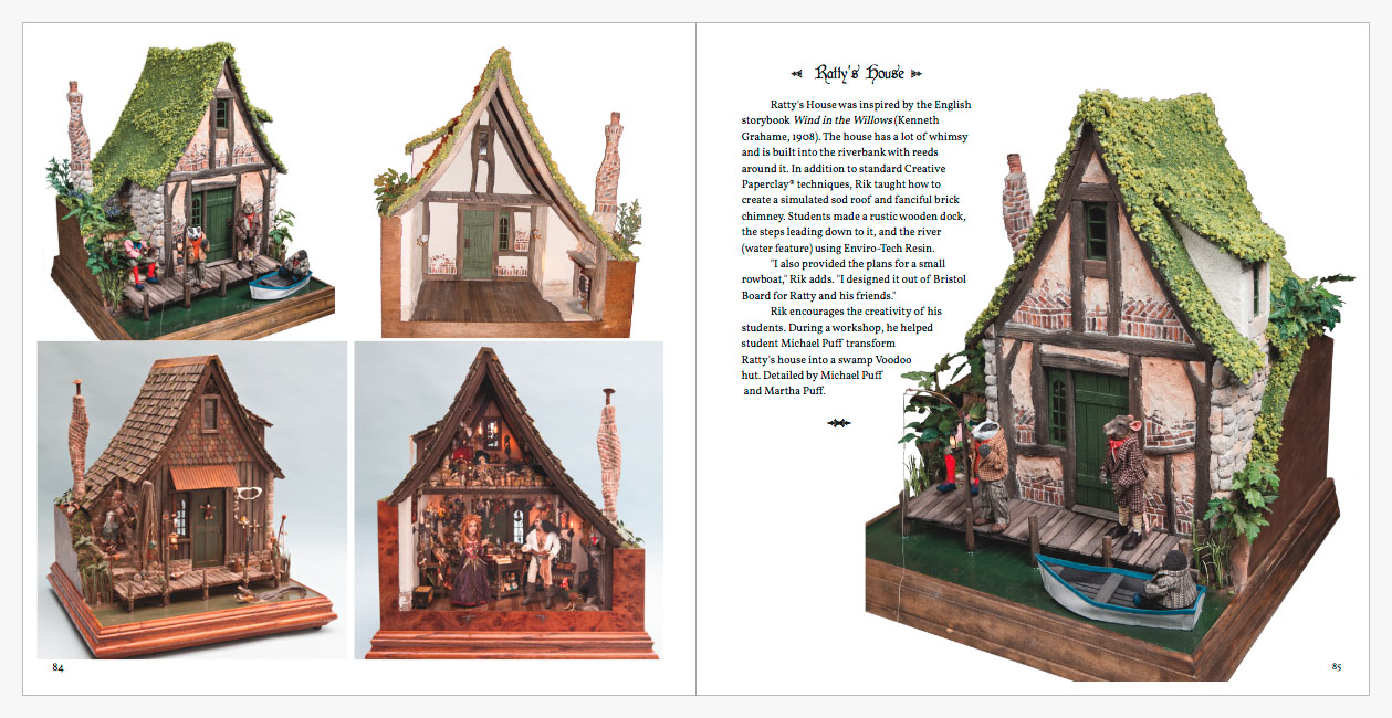 Witch's Cottage Transformed