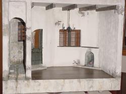 Interior and Passageway