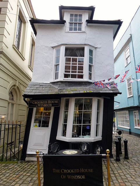 Inspiration for Crooked House