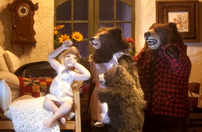 Three Bear's Cottage