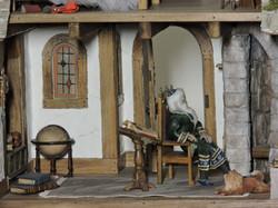 Alchemist doll by Rik