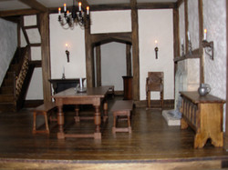 Lower Public Dining Room