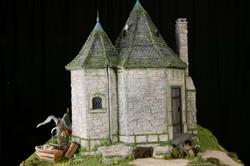 Back Side of Hagrid's Hut