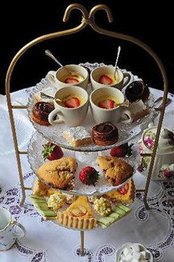 Inspiration for Tea Room