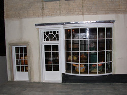 Far Left Actual Entry Door