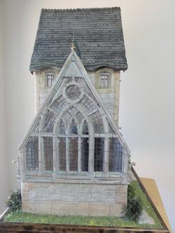 Beautiful Stone Traced Window