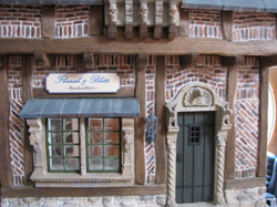 Front of Booksellers Shop