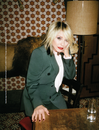 WONDERLAND X DEBBIE HARRY