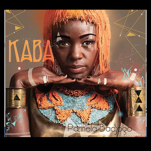 CD Album Kaba