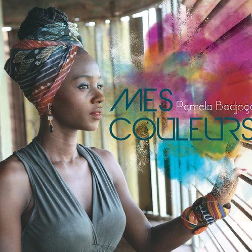 CD Album Mes couleurs