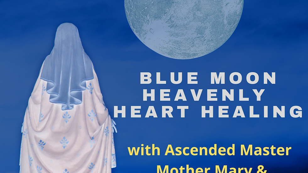 Mother Mary & Her Archangels Divine Heart Healing