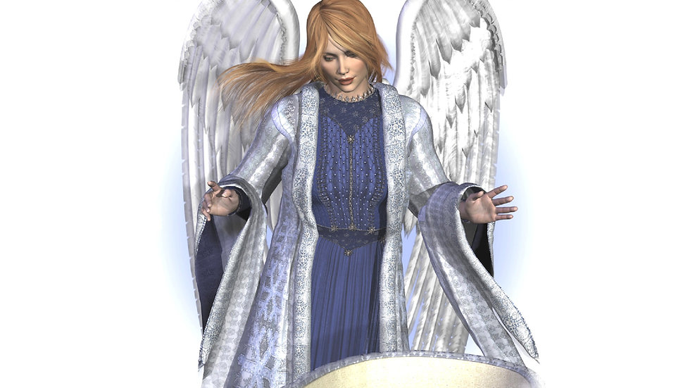Meeting Your Guardian Angel Guided Meditation