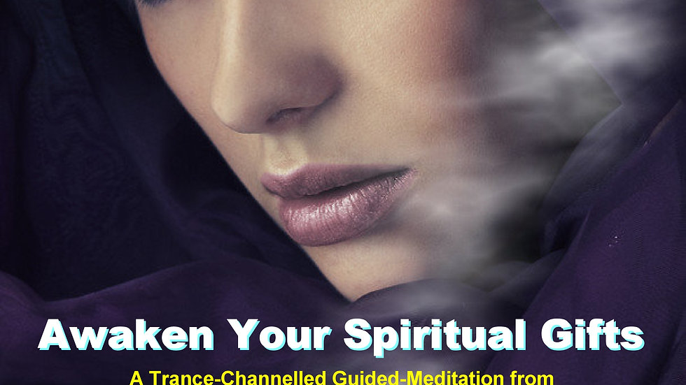 53 Mary Magdalene – Awaken Your Spiritual Gifts Meditation MP3