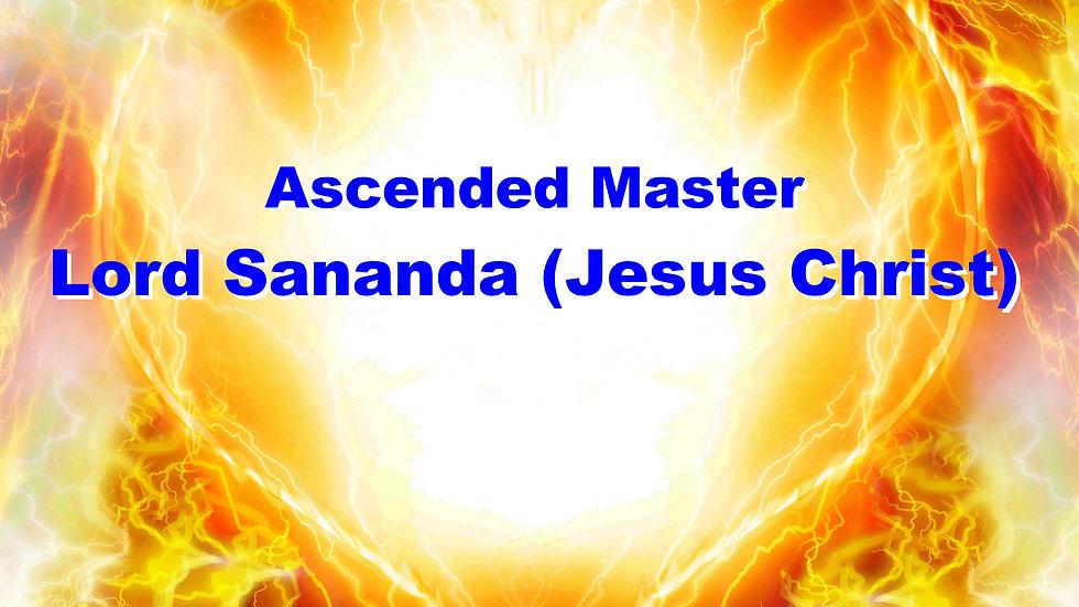 56 Lord Sananda – Soul Empowerment Meditation MP3