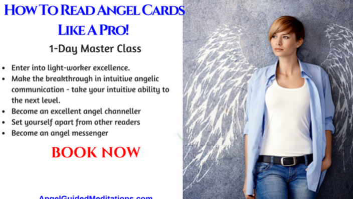 How To Read Angel Cards Like A Pro – Angel Card Class