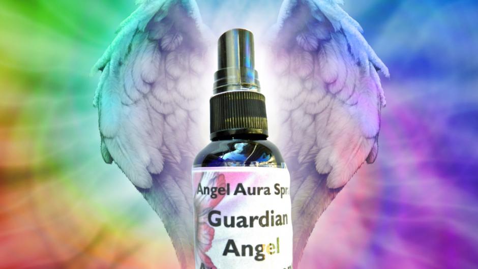18 Guardian Angel Energy Attunement – Aura Spray