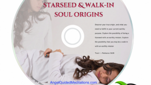 74 Discovering Your Starseed & Walk-In Soul Origins – A Starseed Meditation MP3