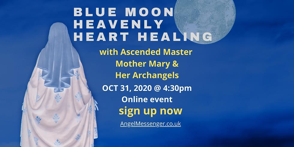 Blue Moon Heavenly Heart Healing