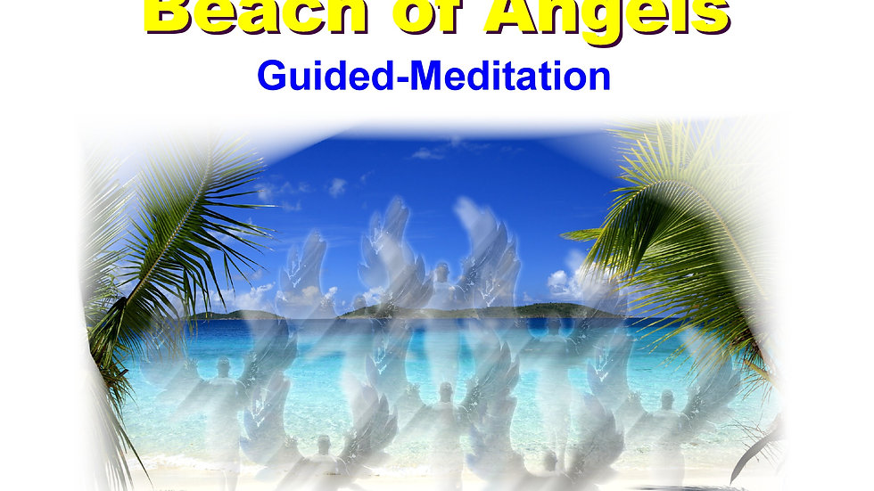29 Mary Magdalene – Beach of Angels Healing Meditation