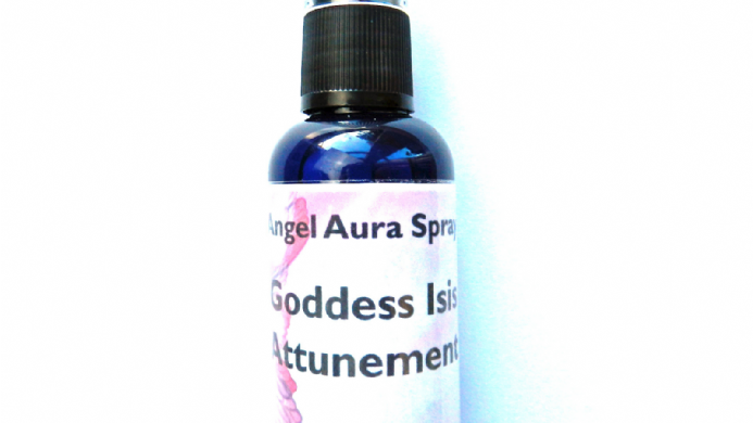 12 Ascended Master Isis – Aura Spray