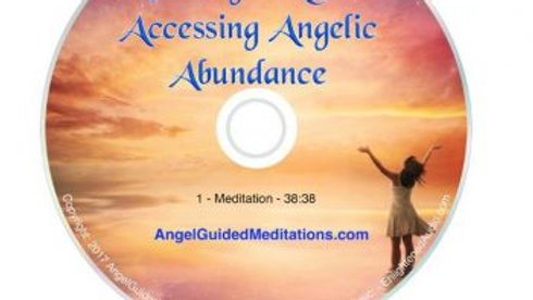 71 Accessing Angelic Abundance – An Archangel Raziel Meditation MP3