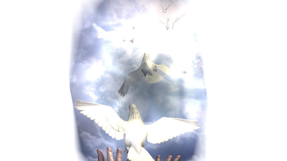 10 Archangel Metatron – Ascension Meditation MP3