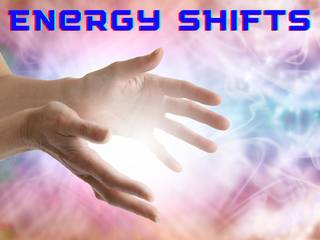 Energy Shifts - What Are They and Are You An Empath?