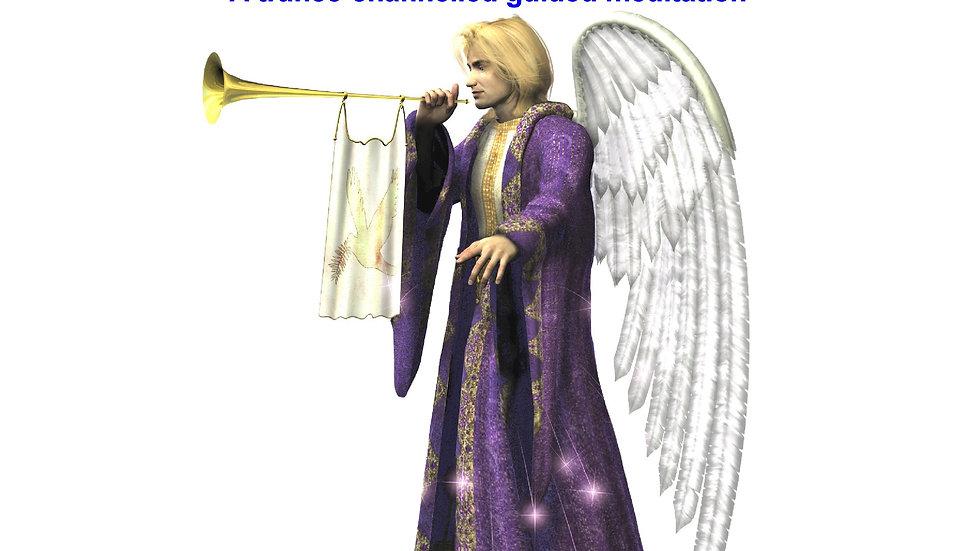 03 Archangel Gabriel Healing Guided Meditation MP3