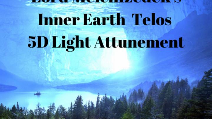 Ascended Master Melchizedek Inner Earth Energy Healing – Telos 5D Light Attuneme