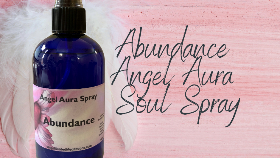 19 Abundance Angel Aura Spray - 250mls