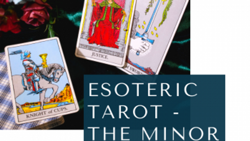 How To Read Tarot Cards – The Minor Arcana