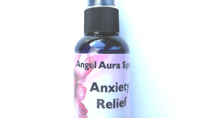 01 Anxiety Relief Angel Aura Spray (100ml for the price of 50mls)