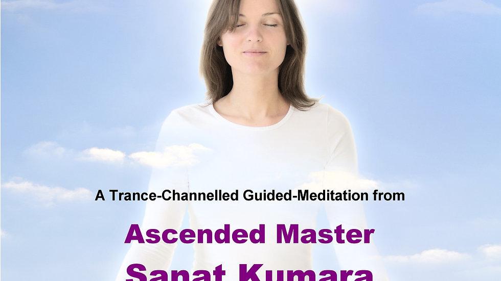 44 Sanat Kumara – Your Spiritual Growth