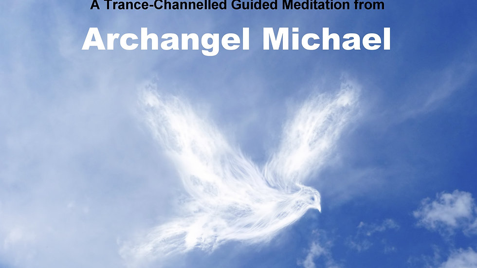 38 Archangel Michael – Galactic Light Angel Alignment MP3