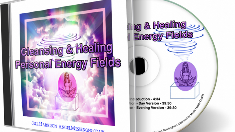 84 – Cleansing & Healing Personal Energy Fields