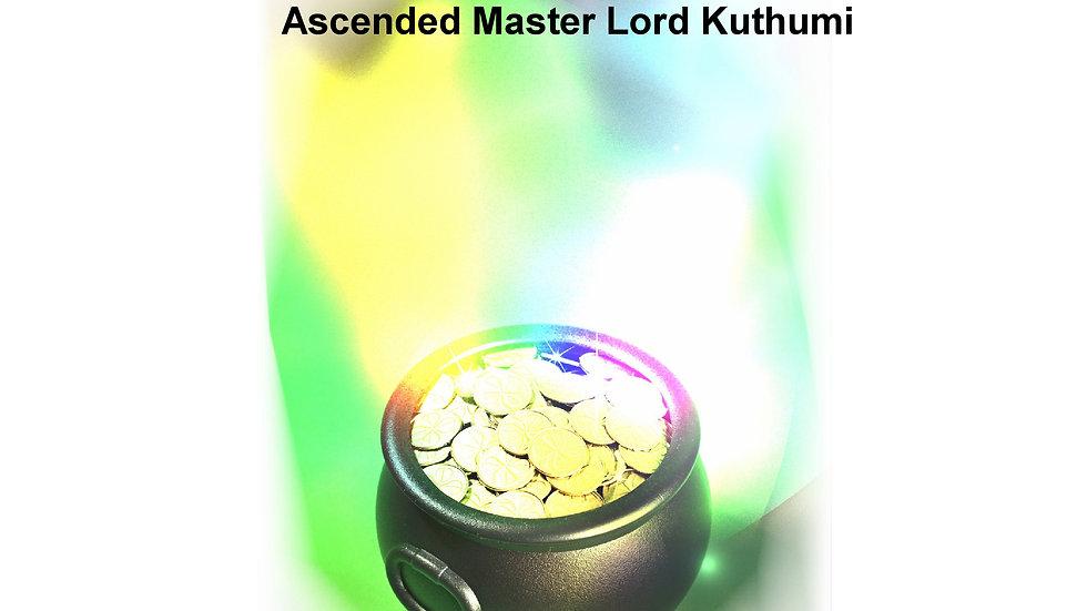 13 Lord Kuthumi – Unlimited Abundance Guided Meditation