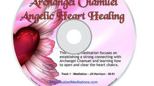 66 Angelic Heart Healing with Archangel Chamuel