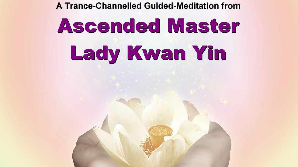 42 Lady Kwan Yin – Unlocking the Doors of Love, Health and Wealth