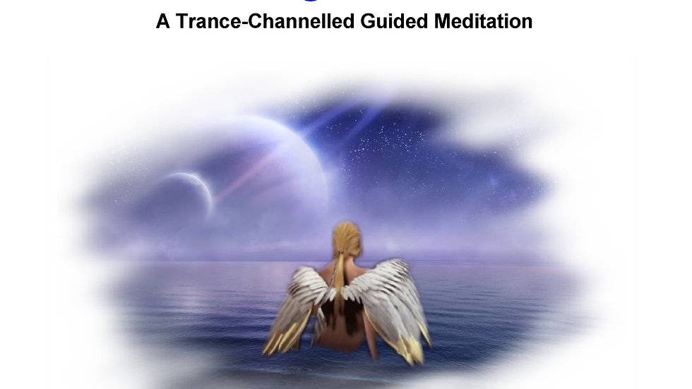 35 Archangel Metatron – Ascension To All That Is Meditation