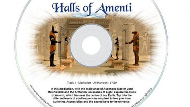 59 – Accessing The Halls of Amenti with Ascended Master Melchizedek MP3
