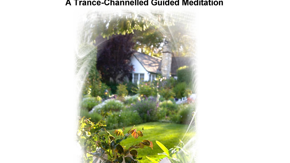 34 Archangel Metatron – Chakra Flower (Colour) Cleanse Meditation MP3