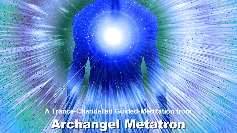 45 Archangel Metatron – Meditation for Fighting Cancer and Heart Disease