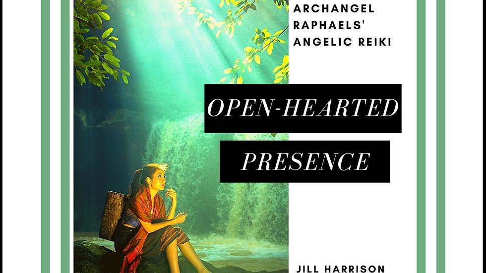 No. 85 Angelic Reiki with Archangel Raphael MP3